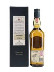 Lagavulin 12 Year Old Natural Cask Strength Special Releases 2009 70cl / 57.9%