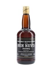 Ben Nevis 19 Year Old