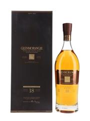 Glenmorangie 18 Year Old Extremely Rare Bottled 2015 70cl / 43%
