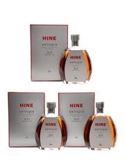 Hine Antique XO Premier Cru 3 x 70cl / 40%