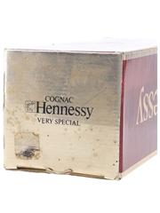 Hennessy VS Bottled 1980s 100cl / 40%
