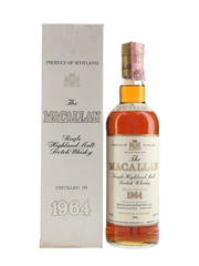 Macallan 1964 Bottled 1981 - Rinaldi 75cl / 43%