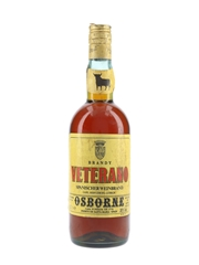 Osborne Veterano Brandy  70cl / 38%