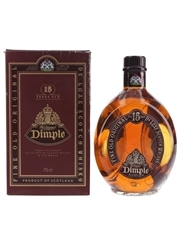 Haig's Dimple 15 Year Old Bottled 1980s 75cl / 43%