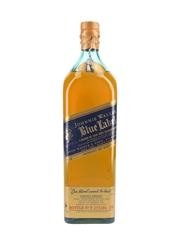 Johnnie Walker Blue Label Old Presentation 100cl / 43%