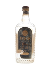 Stock Dry Gin Bottled 1950s 100cl / 45%