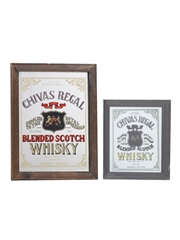 Chivas Regal 12 Year Old Blended Scotch Whisky Mirrors