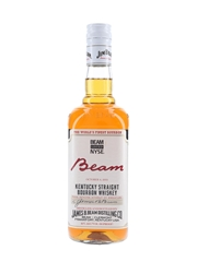 Jim Beam White Label Beam Listed NYSE October 2011 70cl / 40%