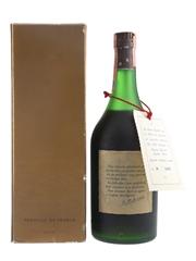 Martell Cordon Bleu Bottled 1970s - Numbered Bottle 70cl / 40%