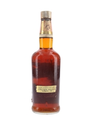 Henry McKenna 6 Year Old Handmade Kentucky Whiskey Bottled 1960s - Antony Lo Russo, Restaurant Corso 75cl / 43%