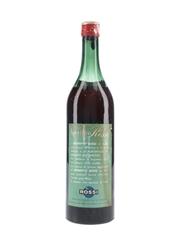 Martini & Rossi Aperitivo Rossi Bottled 1950s 100cl / 18%