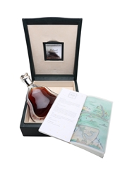Richard Hennessy Baccarat Crystal Decanter - Singapore Duty Free 70cl / 40%
