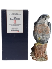 Dalmore 12 Year Old Peregrine Falcon Scottish Birds - Royal Doulton Ceramics 1979 20cl / 43%