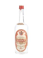 Eristow Wodka Bottled 1950s - Martini & Rossi 100cl / 40%