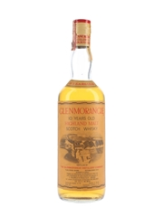 Glenmorangie 10 Year Old Bottled 1970s - Isolabella & Figlio 75cl / 43%