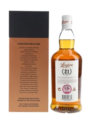 Longrow 21 Year Old Bottled 2019 70cl / 46%
