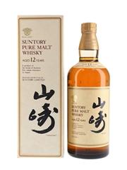 Yamazaki 12 Year Old Pure Malt Bottled 1990s 75cl / 43%