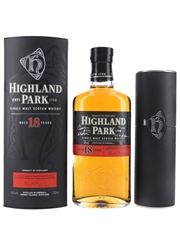 Highland Park 18 Year Old Final Batch