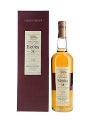 Brora 1977 38 Year Old 15th Release