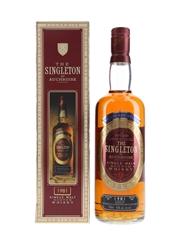 Singleton Of Auchroisk 1981 10 Year Old Bottled 1992 - Paddington Corporation 75cl / 43%