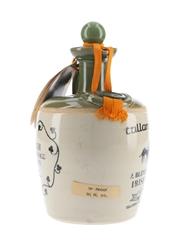 Tullamore Dew Bottled 1970s - Ceramic Decanter 75.7cl / 40%