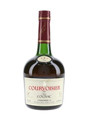 Courvoisier 3 Star Luxe Bottled 1980s 68cl / 40%