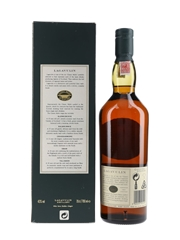 Lagavulin 16 Year Old Bottled Late 1990s - White Horse Distillers 70cl / 43%
