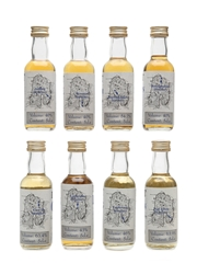 Islay Malts Collection - The Whisky Connoisseur Inc. Ardbeg 1974 & Port Ellen 1980 8 x 5cl