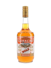 Bols Dry Orange Curacao Bottled 1980s 100cl / 35%