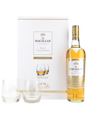 Macallan Gold Glass Pack
