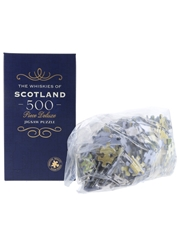 The Whiskies Of Scotland Jigsaw Puzzle 500 Pieces