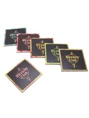 Havana Club Ceramic Coasters 9.5cm x 9.5cm