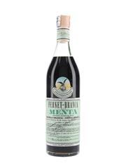 Fernet Branca Alla Menta Bottled 1968 75cl / 40%