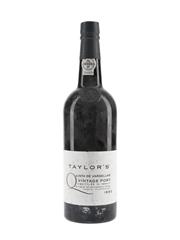Taylor's 1982 Quinta De Vargellas Vintage Port