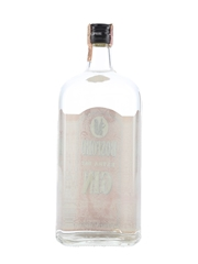 Bosford Extra Dry Gin Bottled 1970s - Martini & Rossi 100cl / 43%