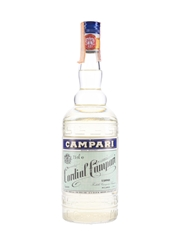 Campari Cordial Bottled 1980s 75cl / 36%