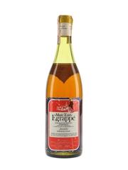 Jacoulot Marc De Bourgogne Extra Egrappe Bottled 1970s - Inverit 75cl / 45%