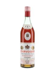 Courvoisier 3 Star Bottled 1950s-1960s 73cl / 40%