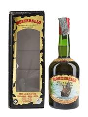 Montebello 1984 Vieux Rhum De La Guadeloupe