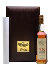 Macallan 1946 52 Year Old Select Reserve