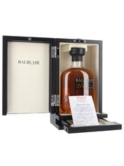 Balblair 1969 Bottled 2012 - 1st Release 70cl / 41.4%