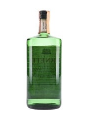 Sir Robert Burnett's White Satin Gin Bottled 1980s - Seagram 75cl / 40%