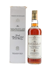 Macallan 8 Year Old