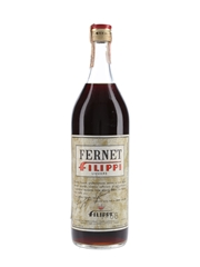 Filippi Fernet Bottled 1960s 100cl / 45%