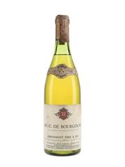 Remoissenet Pere & Fils Marc De Bourgogne Bottled 1960s - Ferraretto 73cl / 47%