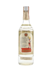 Don Q 5 Star White Puerto Label Rican Rum Bottled 1960s - Gancia 75cl / 40%