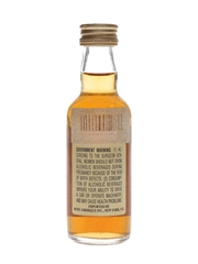Macallan 12 Year Old Bottled 1990s - Remy Amerique 5cl / 43%