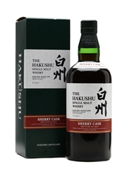 Hakushu Sherry Cask Bottled 2013