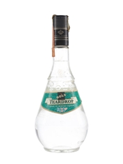 Bols Teardrop Creme De Menthe Bottled 1990s 70cl / 30%