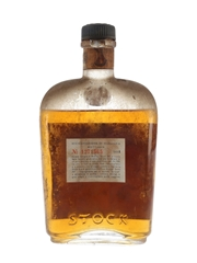 Stock 84 Bollino Oro Bottled 1950s - Numbered Bottle 50cl